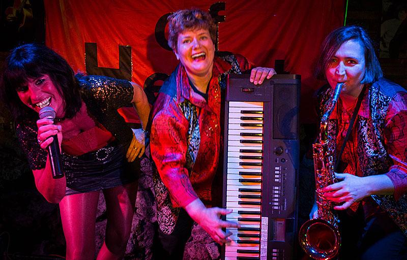 Queens of Heart - Band - Petra, Daniela, Anita