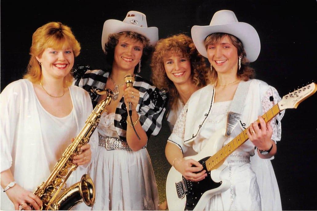 Queens of Heart 1989 - Foto
