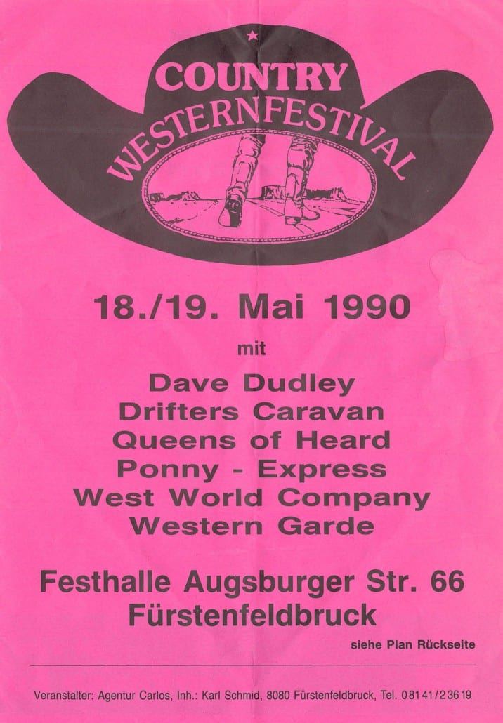 Queens of Heart 1990 Fürstenfeldbruck