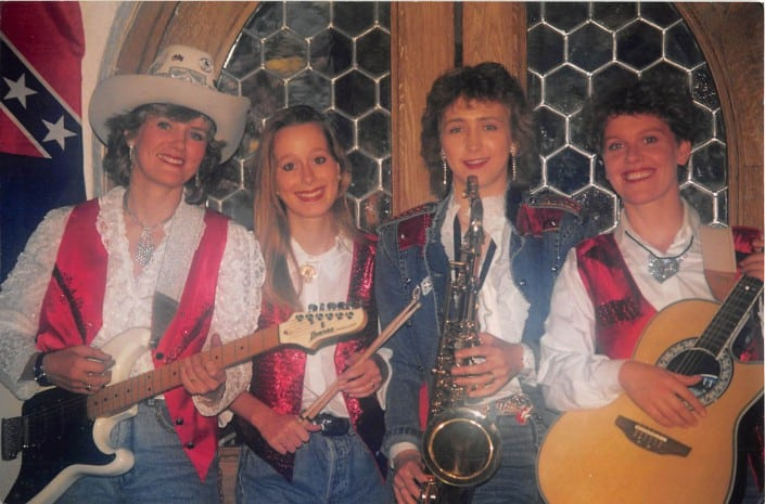 Queens of Heart 1991 - Foto
