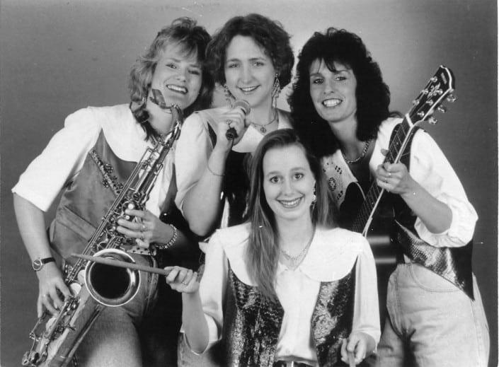 Queens of Heart 1993 - Foto schwarz/weiß