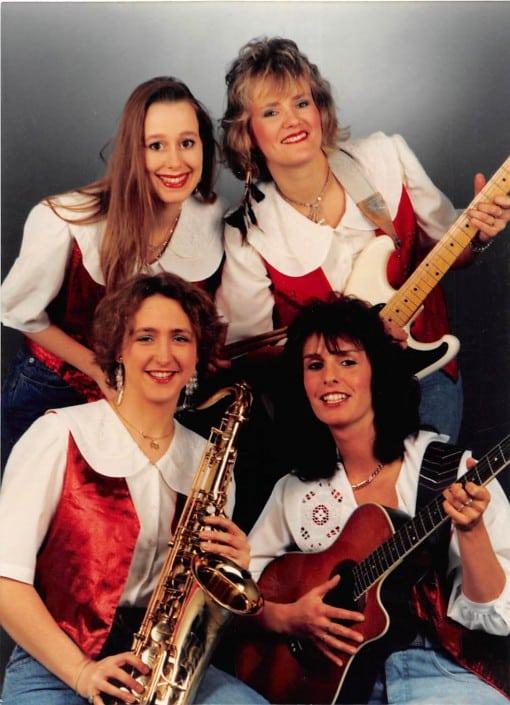 Queens of Heart - Foto 1993