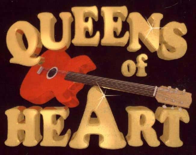 Queens of Heart - 1995 - Logo