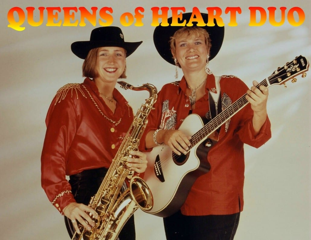 1996 - Queens of Heart - Duo