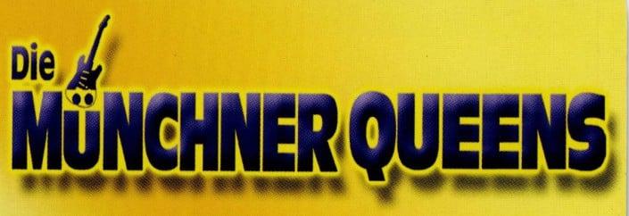 2001 Münchner Queens - Logo