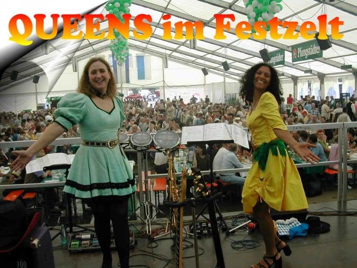 2003 - Münchner Queens im Festzelt