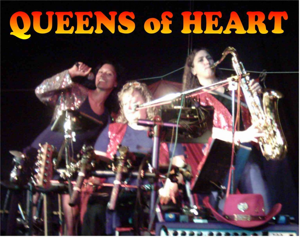 2003 - Queens of Heart - Joanna, Judith, Andrea