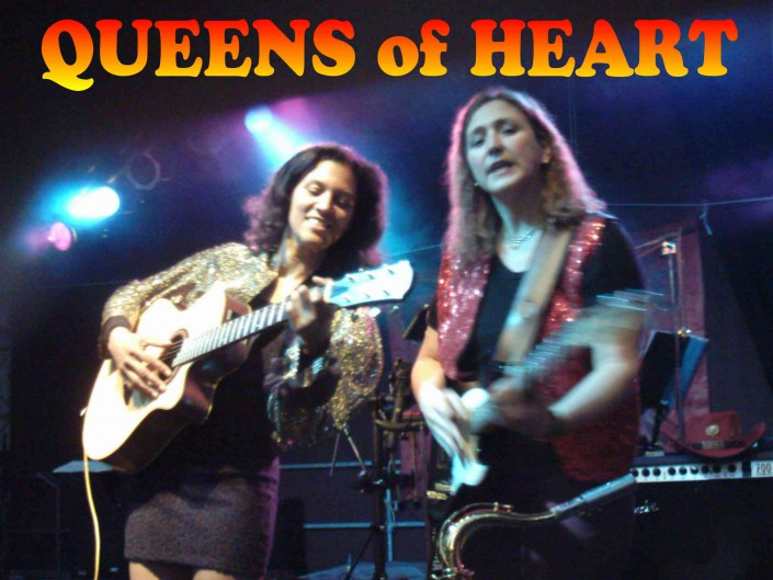 Queens of HEart Live