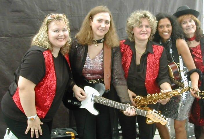 2003 - Judith, Joanna, Andrea, Daniela,