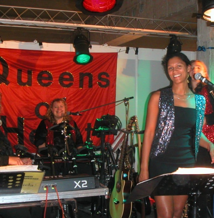 Queens of Heart - Kassel 2003, Judith & Joanna