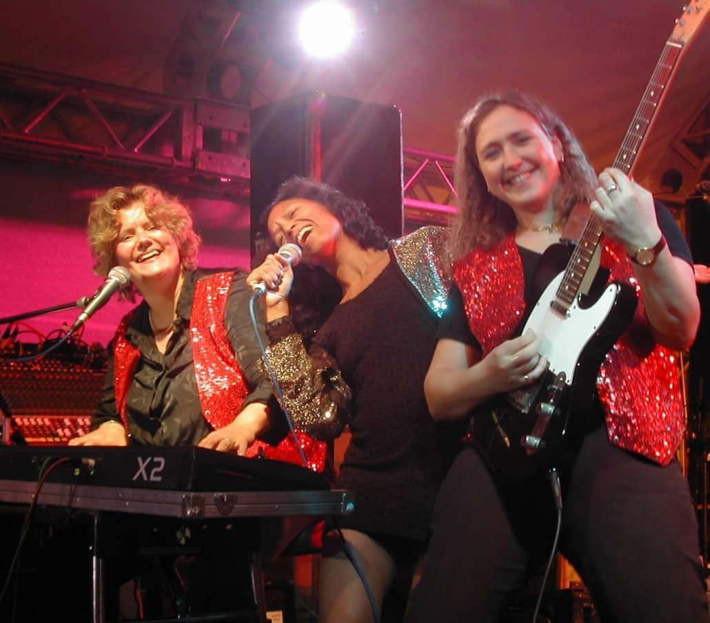 2003 - Kassel - Queens of Heart