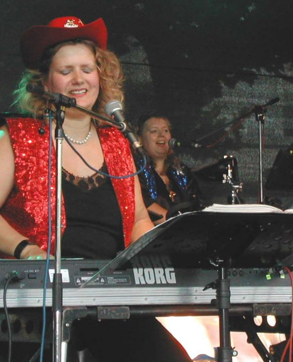 Queens of Heart - Kassel 2003, Keyboards